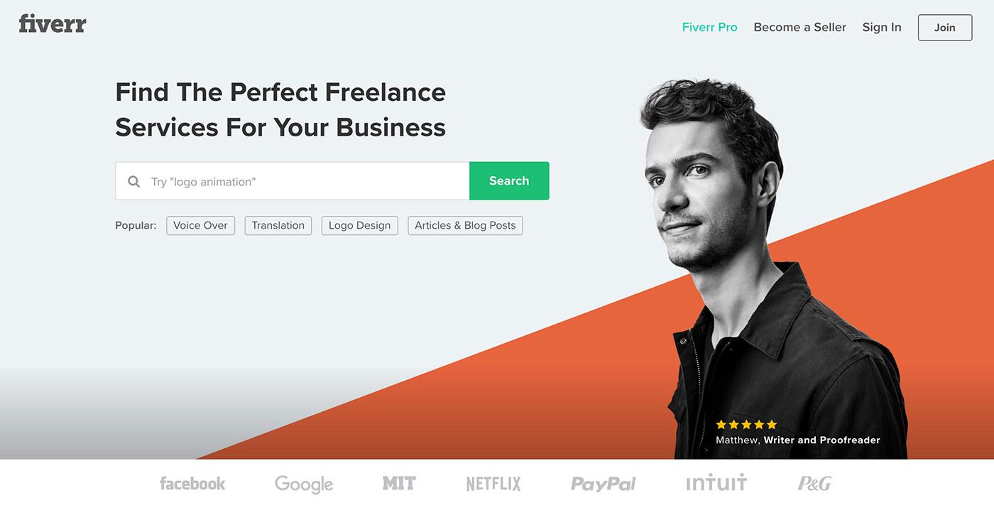 feverr website